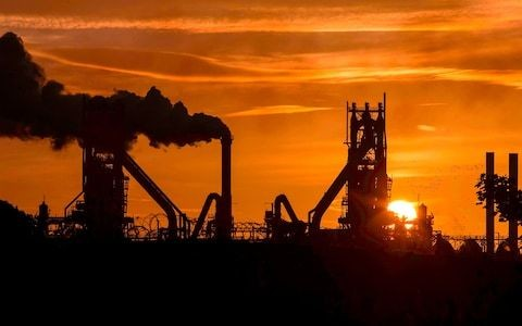 Ataer's swoop on British Steel is a coup for the UK