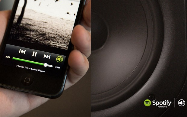 Spotify Connect: connected speakers take on iPod docks