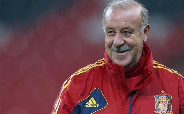 World Cup 2014: Vicente del Bosque - the man behind Spain's golden era