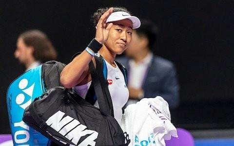 Naomi Osaka withdraws from WTA Finals with shoulder injury