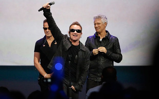 Apple tie-up with U2 branded a 'dismal failure' by music retailers