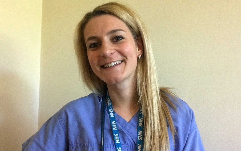England lacrosse star and doctor on NHS Covid-19 front line Rebecca Jordache: 'I can't wait to get back from isolation'