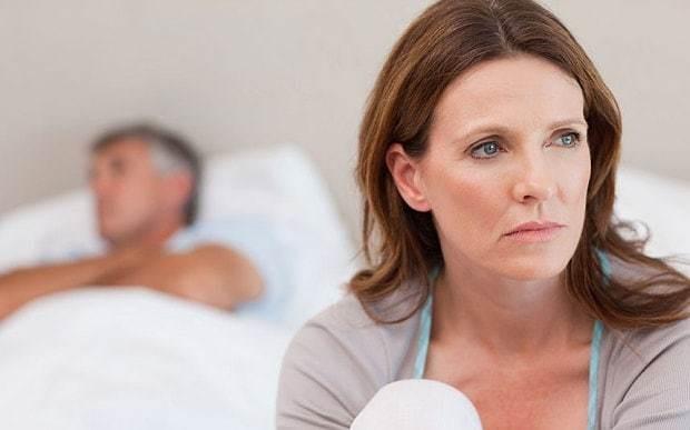 Menopause: 5 most common symptoms