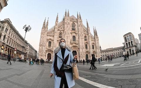 Coronavirus threatens to cement Italy's slide into recession