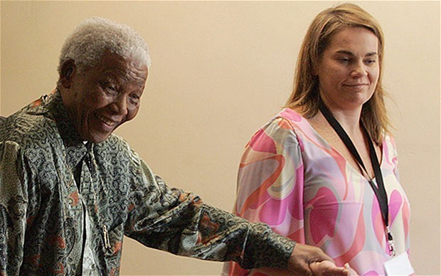 Nelson Mandela's former PA: 'I used to be racist'