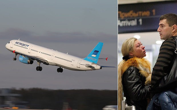 Sharm el-Sheikh plane: Security service says terror attack caused Russian aircraft to crash in Sinai