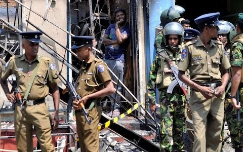 Sri Lanka declares state of emergency after Buddhist-Muslim clashes