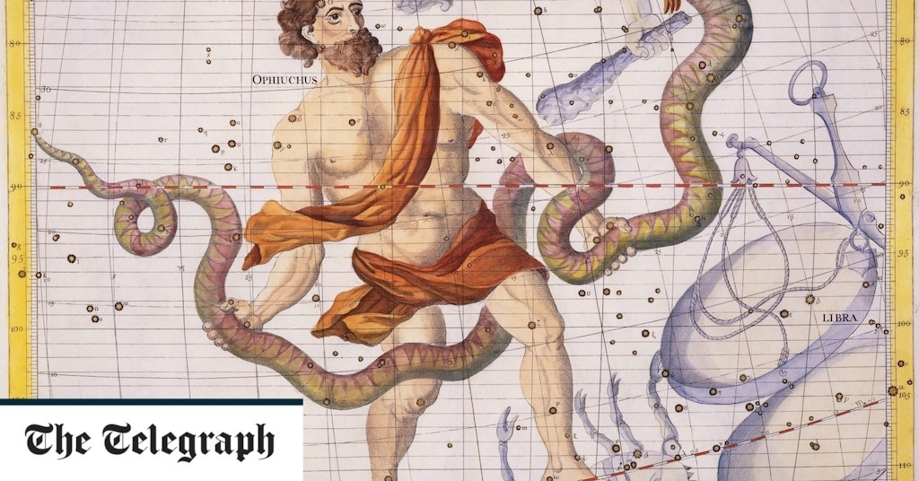 New star sign highlighted by Nasa throws astrological calendar into chaos