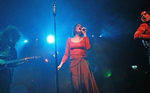 Muna, Village Underground, review: chart fizz meets explosive, headbanging rock
