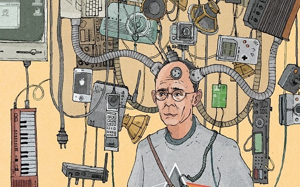 William Gibson interview: 'Writing sci-fi was like running away and joining a carnival'