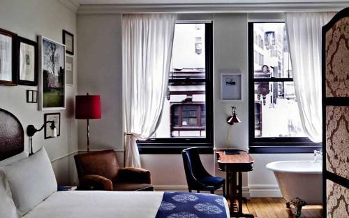 Top 10: the best hotels in Manhattan