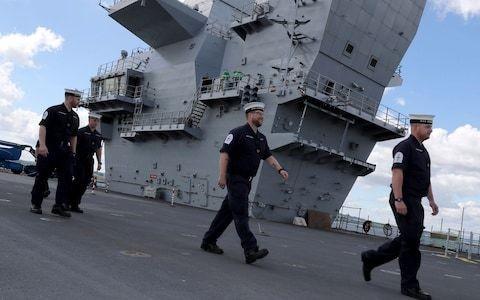 Babcock confirmed as preferred bidder for Type 31 naval frigate