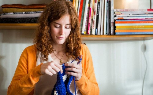 Nice knit: why young fogeys like me love an old-fashioned resolution