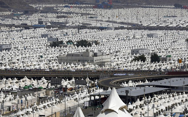Hajj stampede killed three times Saudi Arabia's official number, says report