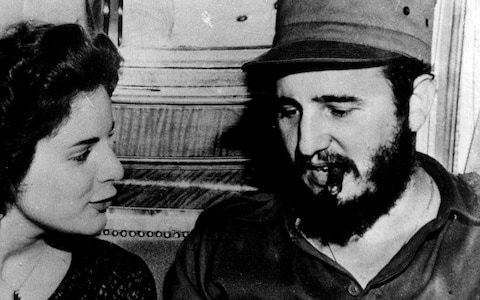 Marita Lorenz, survivor of Bergen-Belsen who went on to become Fidel Castro's lover and later took part in a CIA plot to assassinate him – obituary