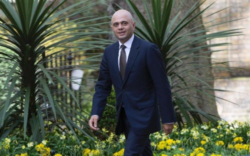 Javid bolsters business team to keep firms on-side ahead of Brexit talks