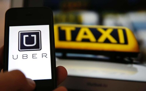 Uber trials panic buttons in South Africa after string of attacks