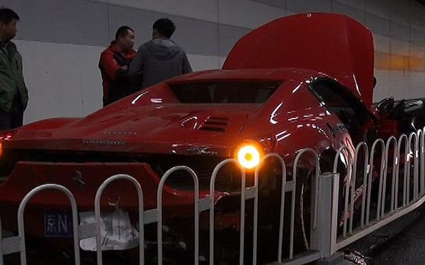China jails two 'Fast & Furious' supercar drivers