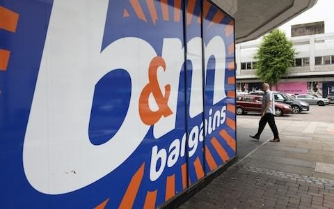 B&M vows to keep expanding despite plunging profits