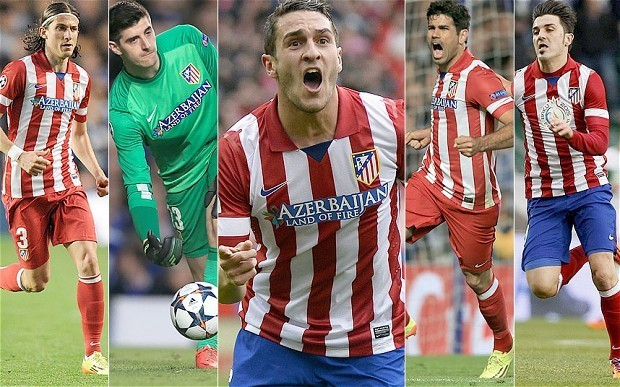 Atletico Madrid suffer heartbreak in Champions League final - and now this golden generation could be dismantled