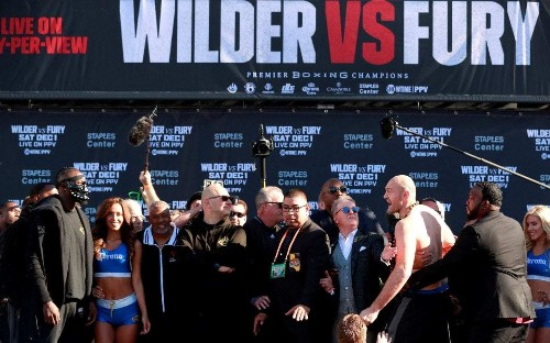 How to watch Deontay Wilder vs Tyson Fury fight tonight: live stream and TV channel information
