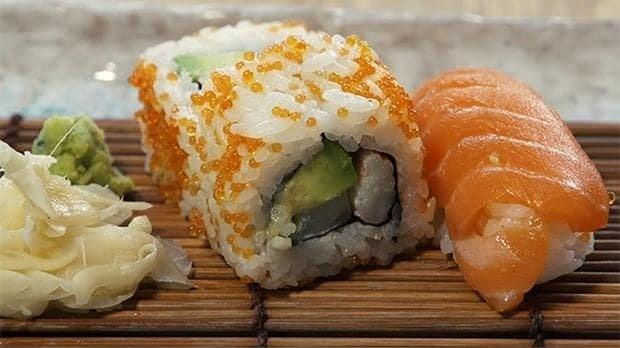 Sushi school: etiquette for eating sushi