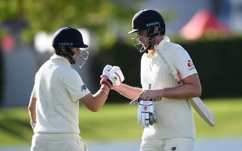 Michael Vaughan: England's top six now looks like a proper Test batting line-up