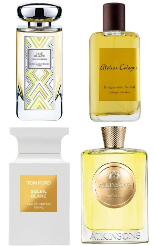 Want to switch up your perfume now it's summer? Here are the best new scents