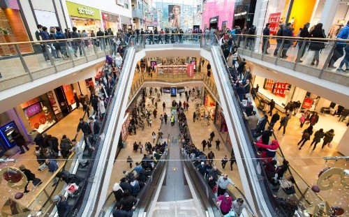 Shopping centre bosses' pay slashed in tough year for retail