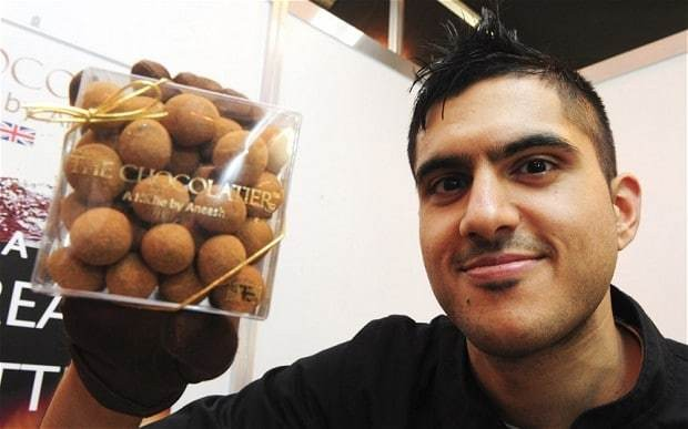 'World's first healthy chocolate' to help dieters lose weight