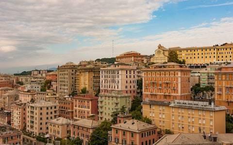 A weekend break in... Genoa
