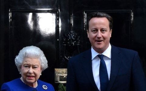 Buckingham Palace's 'displeasure' at Cameron's comments on Queen and Scottish independence vote