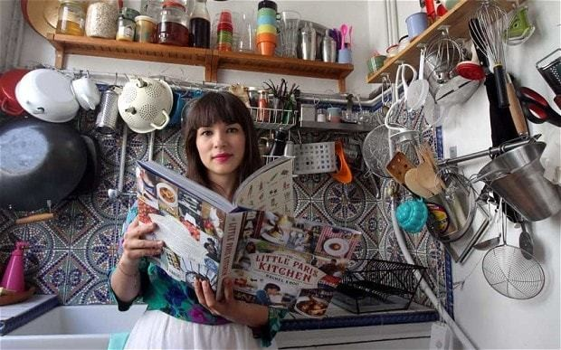 Rachel Khoo: 'I don't think cooking should be a boys' club'