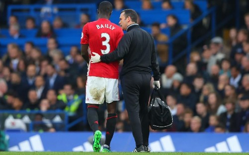 Manchester United crisis likely to deepen if Eric Bailly injury is as bad as expected