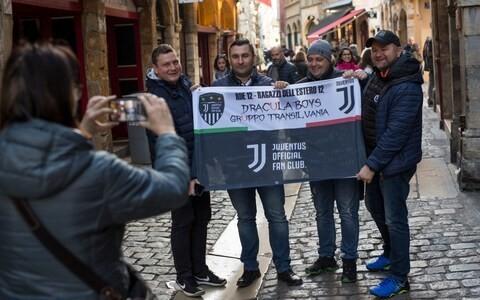 Lyon vs Juventus, Champions League: live score and latest updates