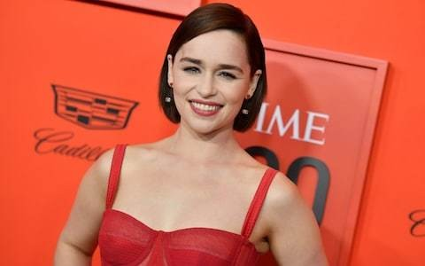 """Game of Thrones star Emilia Clarke says she put pressure on herself """"to feel normal"""" after suffering a stroke"""