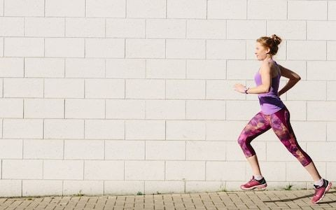 A weekly run could cut the risk of early death by a quarter