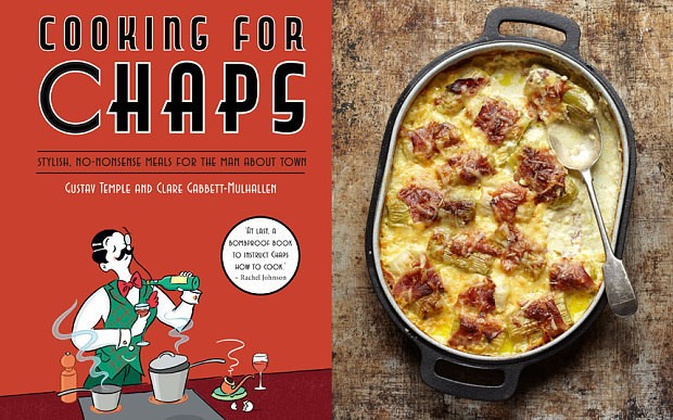 Cooking for Chaps by Gustav Temple and Clare Gabbett-Mulhallen