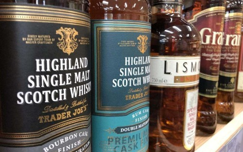 Twenty Scotch whisky firms issue joint warning US tariffs will cause 'irreparable damage'