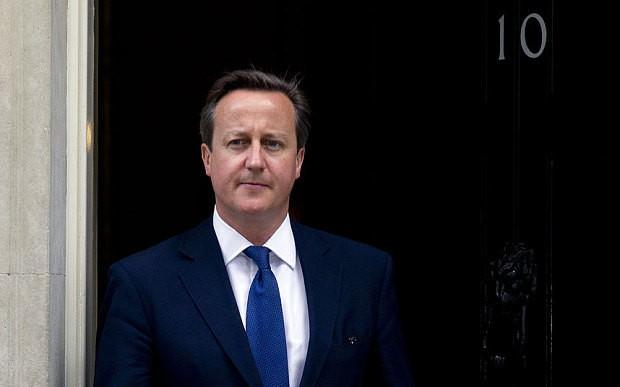 David Cameron attacks BBC over 'Wigan Pier' cuts coverage