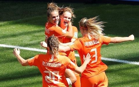 Holland striker Vivianne Miedema has gift for scoring goals but I'm backing US to emerge with trophy