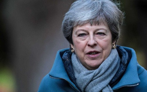 Theresa May has abandoned constitutional precedent by committing to extend A50