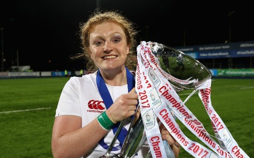 England's Six Nations squad named as Harriet Millar-Mills returns but talisman Marlie Packer ruled out
