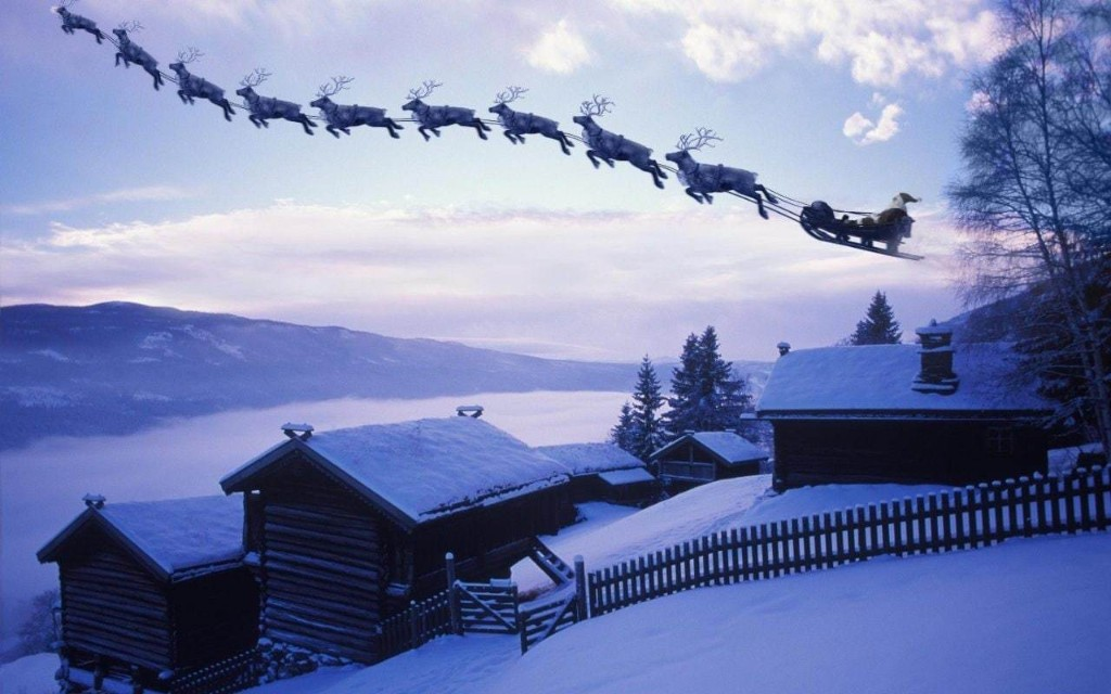 NORAD Santa Tracker 2020: How to follow Father Christmas' journey on Christmas Eve