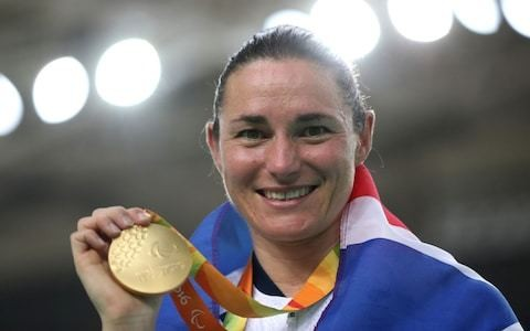 Dame Sarah Storey on para-cycling's quest for recognition: 'We still don't have much visibility'