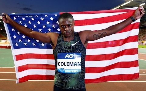 Christian Coleman could be banned for World Championships and Tokyo 2020 over doping 'whereabouts failures'