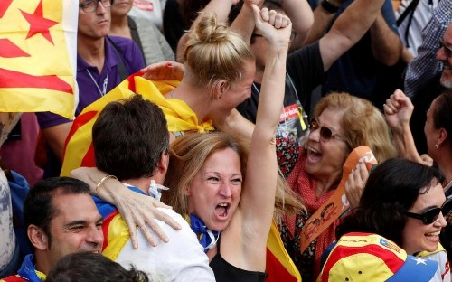 The shockwaves of Catalonia's declaration of independence reach Brussels and beyond