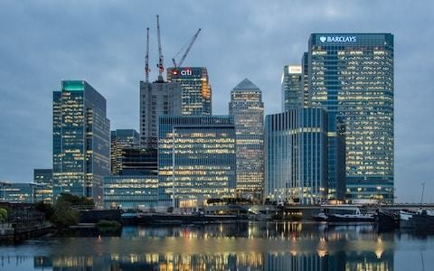 Boost for the City as EU firms flock to set up UK offices after Brexit