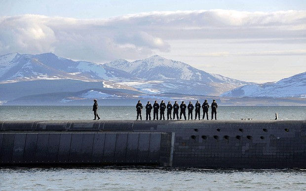 Armed Forces have critical shortage of submariners, intelligence officers and medics