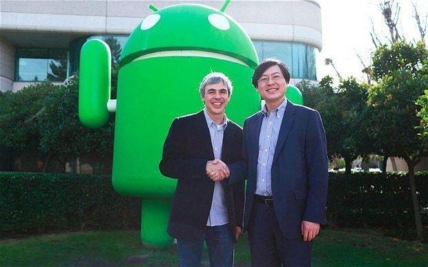 Google sells Motorola business to Lenovo for $2.91bn